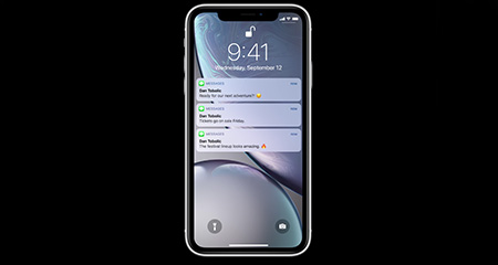 iPhone XR 128GB Coral | WIND gr
